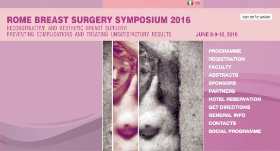 Rome Breast Surgery Symposium