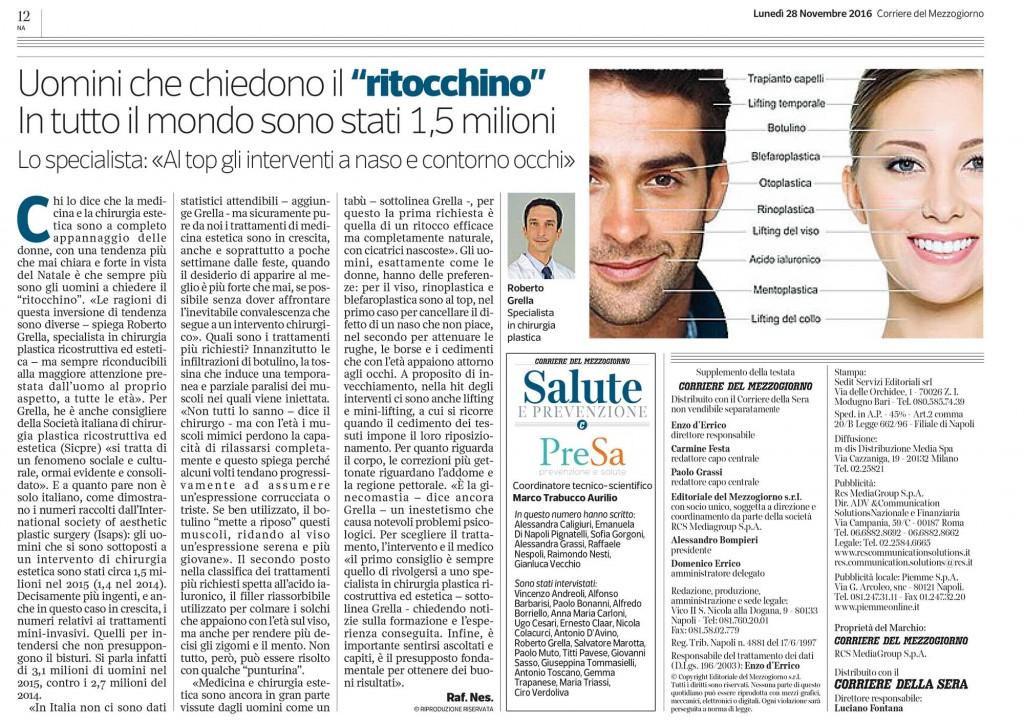 COMUNICATI STAMPA - Sicpre - Società Italiana di Chirurgia Plastica