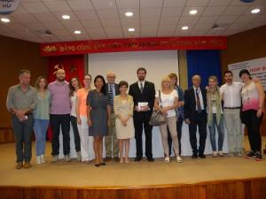 gruppo vietnam 2016