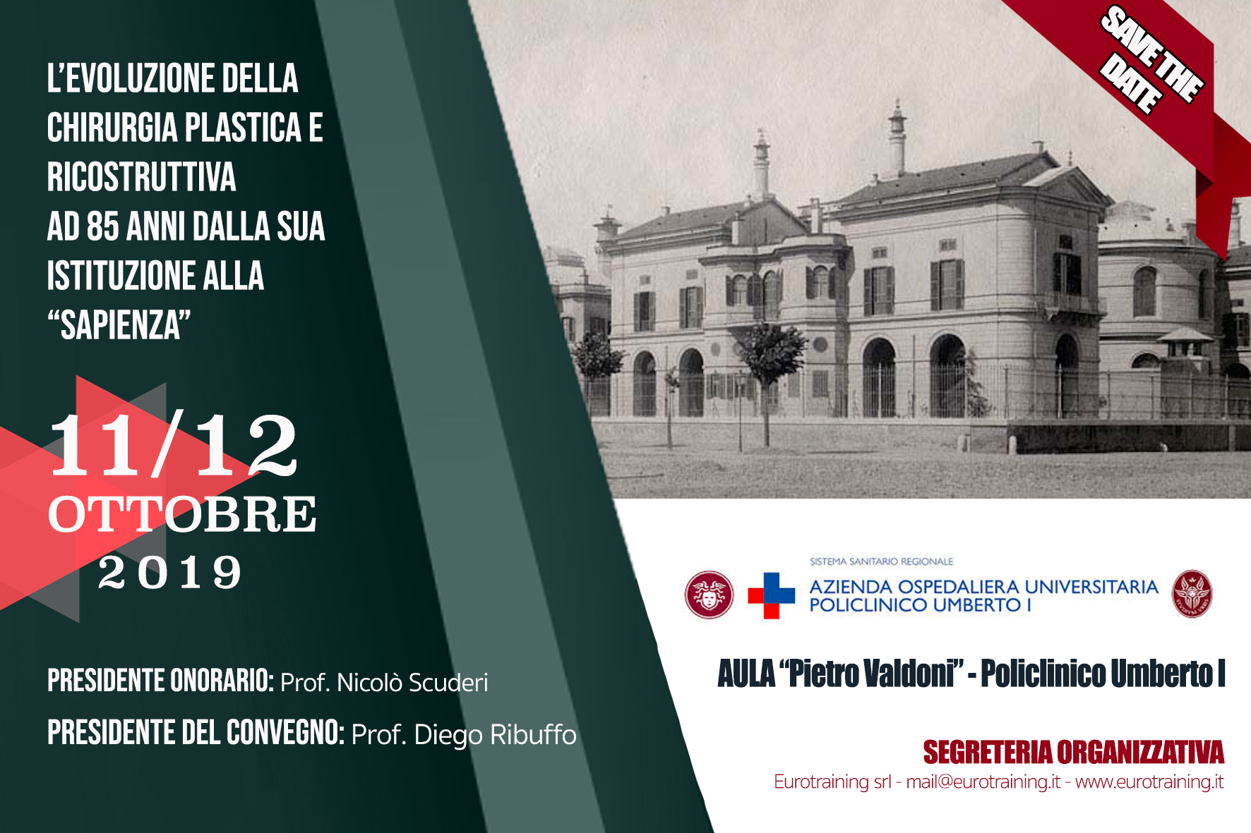 Save the date_11_12_OTTOBRE