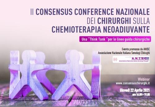 consensus conference terapia neoadiuvante